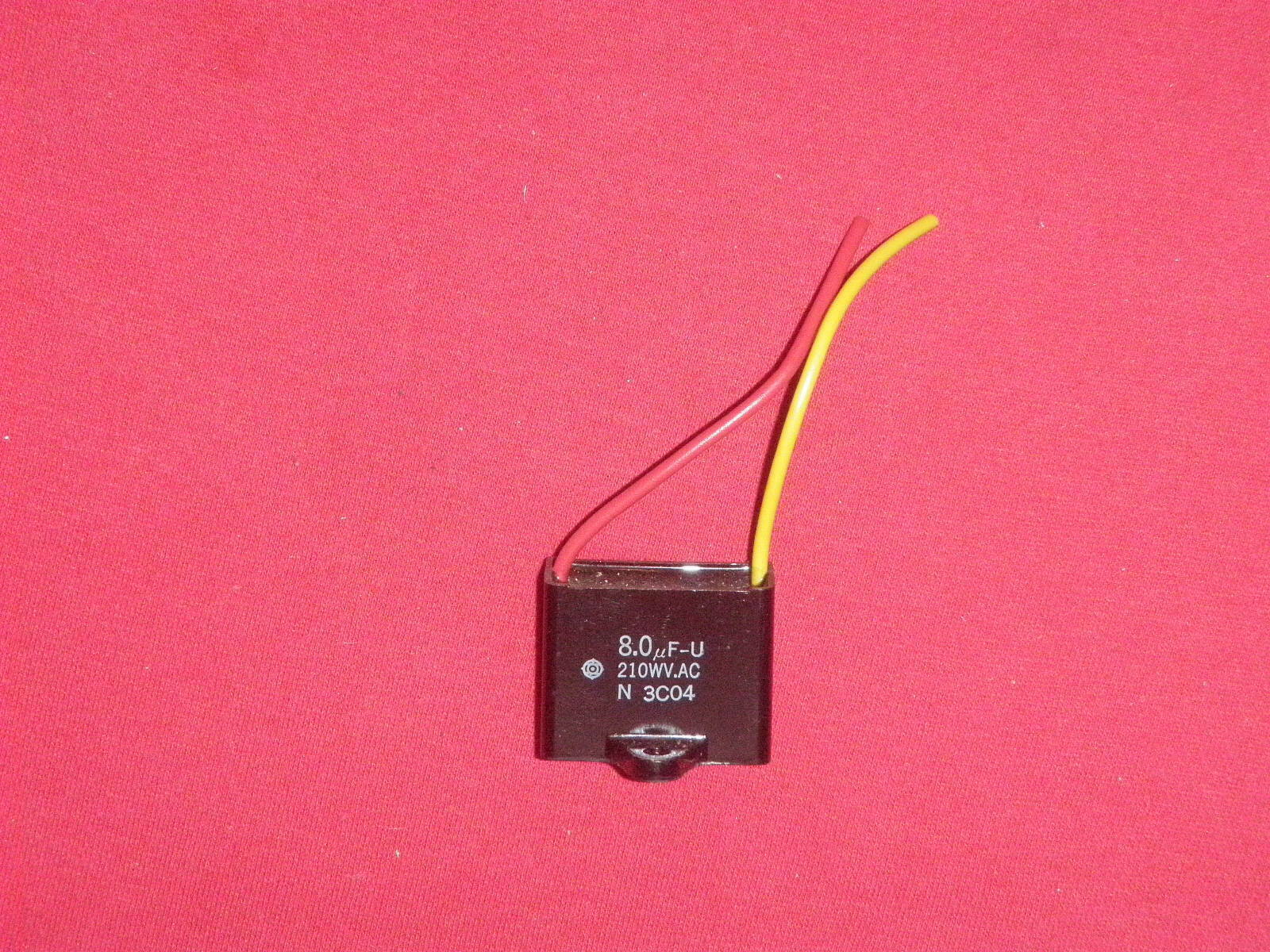 Primary image for Hitachi Bread Machine Capacitor for Model HB-B101