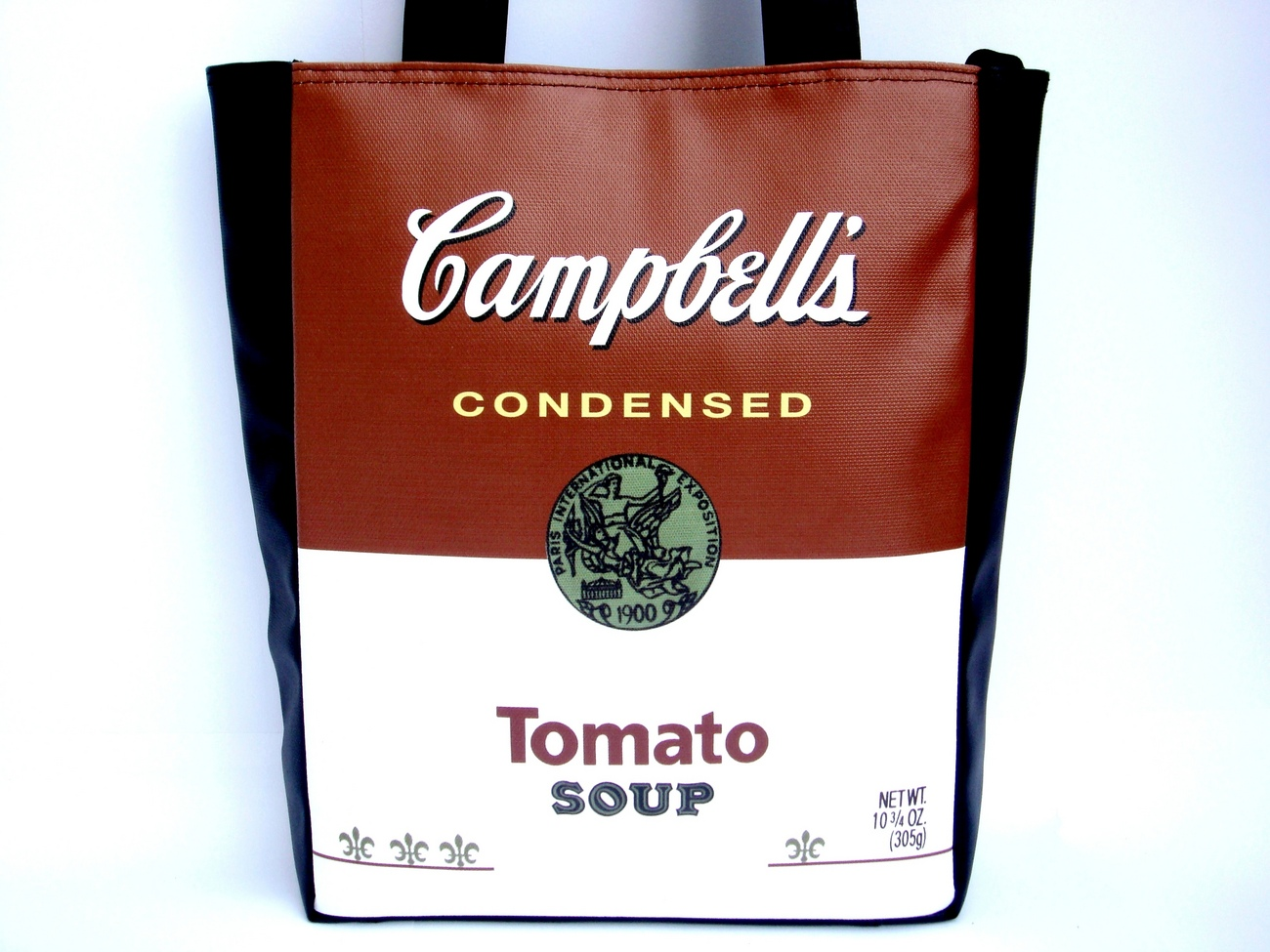 Campbells Soup Tomato Can Collectible Tote Shoulder Bag