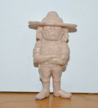 Vintage MEL APPEL WEIRD BALL COLLECTUMS Mini Figure Paco Taco 1980's MUS... - $10.23