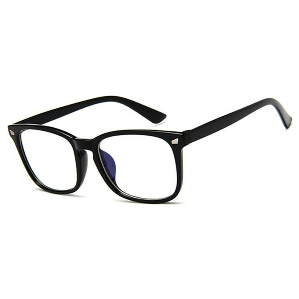 New Fashion Retro Style Clear Lens Glasses Frame Retro Casual Daily Eyewear image 9