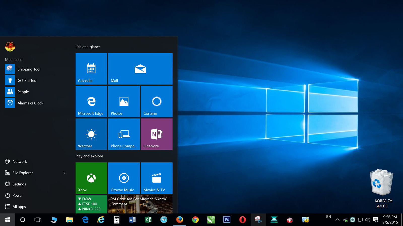 Download Windows 10 Pro 32 64 Bit License Product ...