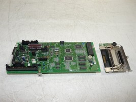 Okidata 4YA4042-1509 Logic Board +Serial Interface Board Pacemark 3410 A... - $27.72