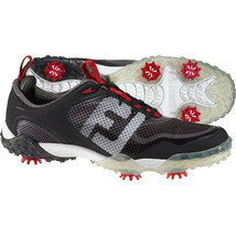 NEW! FootJoy Freestyle Mens Golf Shoe- Black/White/Red  9.5 M- 57333 - $187.98