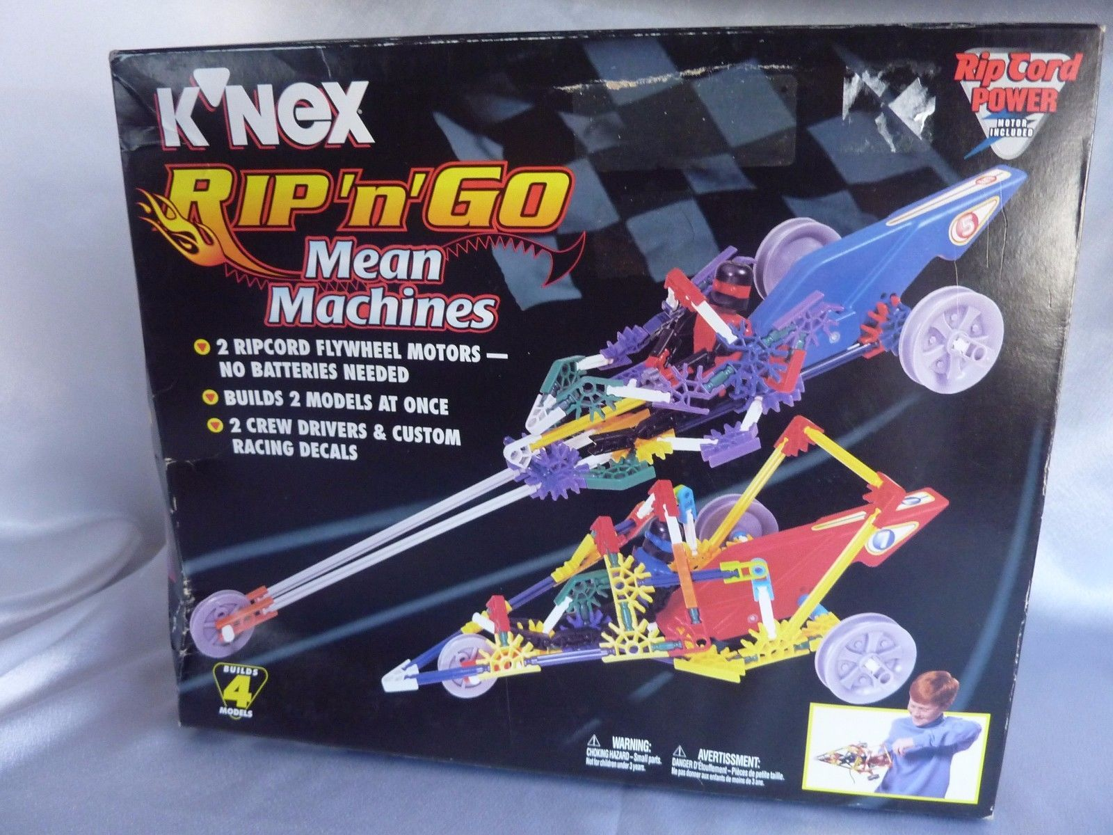 Primary image for KNEX Rip n Go Mean Machines