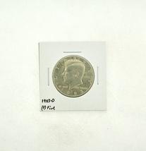 1983-D Kennedy Half Dollar (F) Fine N2-3755-4 - $4.99