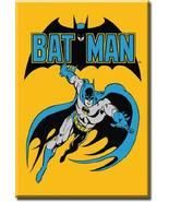 Refrigerator Magnet Classic Batman - $3.25