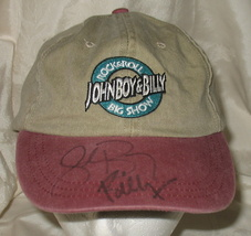 John Boy & Billy Big Show Baseball Cap Hat Signed - $20.00