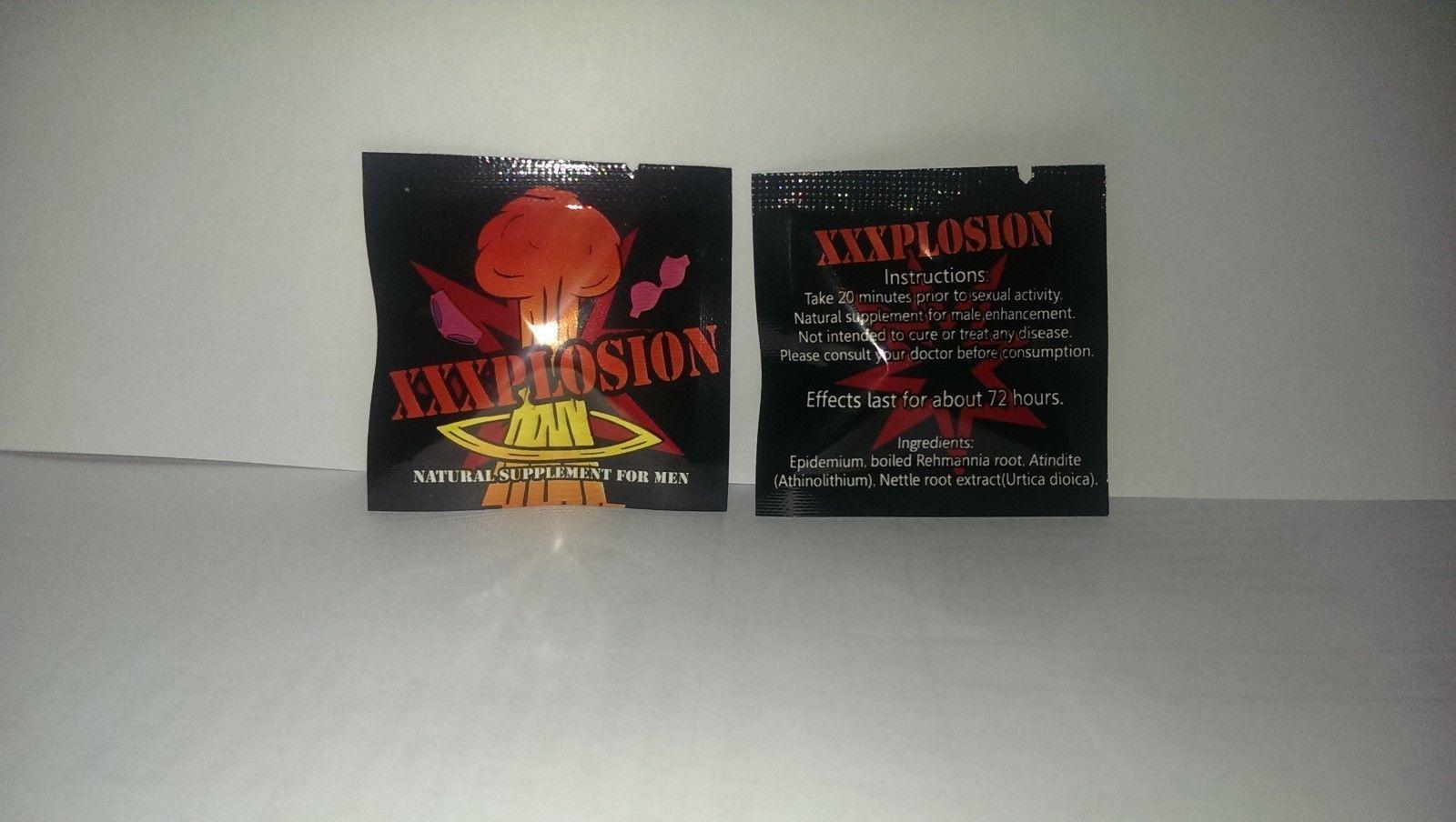 xxxplosion pills male enhancement pill free shipping