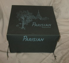Vintage Parisian Birmingham Hat Box - $30.00