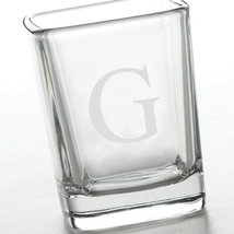 Engraved Shot Glass - $12.95