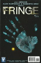 Fringe Issue #1 Joss Whedon J.J Abrams Tom Mandrake Wildstorm Comics 2008 - $7.50