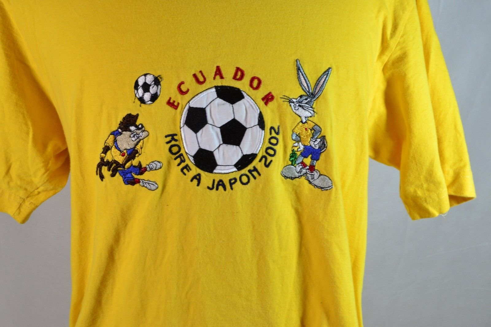 Looney tunes ecuador korea japon 2002 soccer and 50 for I like insects shirt