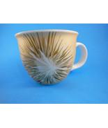 Beautiful Golden Holiday Starbucks Coffee Tea Mug Cup 14 oz 2014 - $9.00