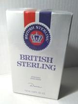 British Sterling By Dana After Shave 3.8 Oz Sealed - $27.71