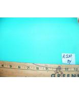 Seafoam Green Vinyl Upholstery Fabric  1 Yard  R210 - $29.95