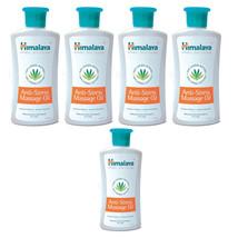 5 pack X Himalaya Anti-Stress Massage Oil - $35.00