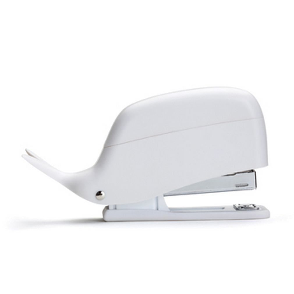 Boss Home Office Desk Ddesigner Set Gifts Funky Whale Stapler + Tape Dispenser