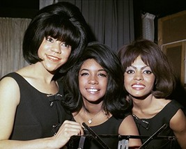 The Supremes Motown legends 1960's portrait Diana Ross 16x20 Canvas Giclee - $69.99