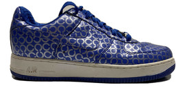 Nike CC Collaboration AF1 Air Force One Blue Womens Size 8 Mens Size 6.5 Nice - $46.75