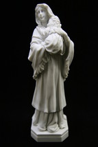 Virgin Mary Madonna of the Street Statue Sculpture Figurine Religious Italy - $39.95