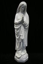"46"" Praying Madonna Virgin Mary Catholic Church Statue Sculpture Outdoor Garden - $599.95"
