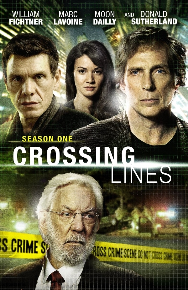 Crossing lines season 1 dvd
