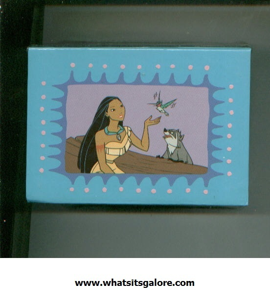Walt Disney POCAHONTAS tiny figures by Applause