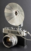 Honeywell Tilt-A-Mite Flash Unit Minty 4 Yashica Ricoh Nikon Canon Range... - $12.00