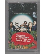 Connected by Stereo MC's 1993 Cassette (Sealed) Step it up - $7.80