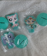 Littlest Pet Shop Cake Topper Character Book Ma... - $2.99