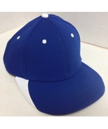 OC Q3 Sports Team Hat Blue & White  NWT Quick Wick Cool Dry Adult M/L - $7.99