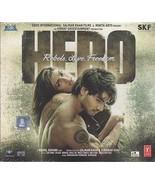Hero Hindi Audio CD (Sooraj Pancholi, Athiya Shetty)  - $9.89