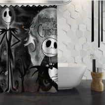Party Happy Halloween 137 Shower Curtain Waterproof Polyester Fabric For... - $33.30+