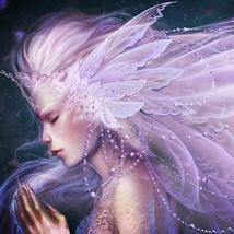 Princess Pandora, Pink Magick Wishing Fairy of Peace & Prosperity! haunted   - $150.00