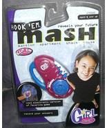 Girl Tech HOOK 'EM MASH Electronic Handheld Game NEW! - $12.96
