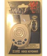 Star Wars Sound Blaster Voice Keychain New - $12.99