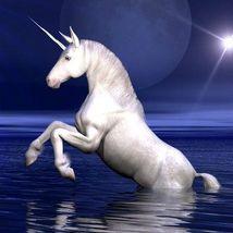 Rohan, Royal Unicorn of Wealth, Riches & Psychic Healing! Haunted Spirit... - $40.00