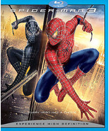 Blu Ray DVD Spider-Man 3 ( 2-Disc Set) NEW! Factory Sealed - $12.99