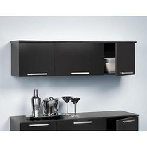 Three doors shelf,Wall Mounted Modern Rectangul... - $295.97