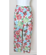 Brooks Bros Size 8 x 27 Ankle Crop Pants Tropic... - $16.00