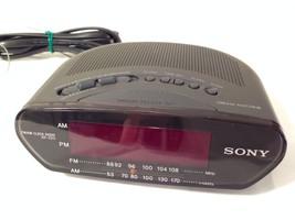 Big Display Sony Dream Machine ICF-C211 AM/FM A... - $24.30