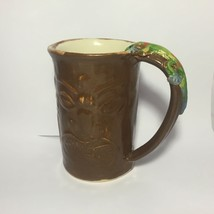RARE HAND MADE IN KONA  BY KANI OF HAWAII TIKI Gecko MUG CLAY ART - $49.49