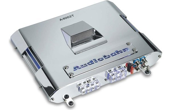 New Audiobahn 2-Channel Amplifier (A4002T)