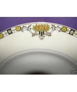 "NORITAKE dinner plate ANACONDA pattern JAPAN 10"" nice - $11.87"