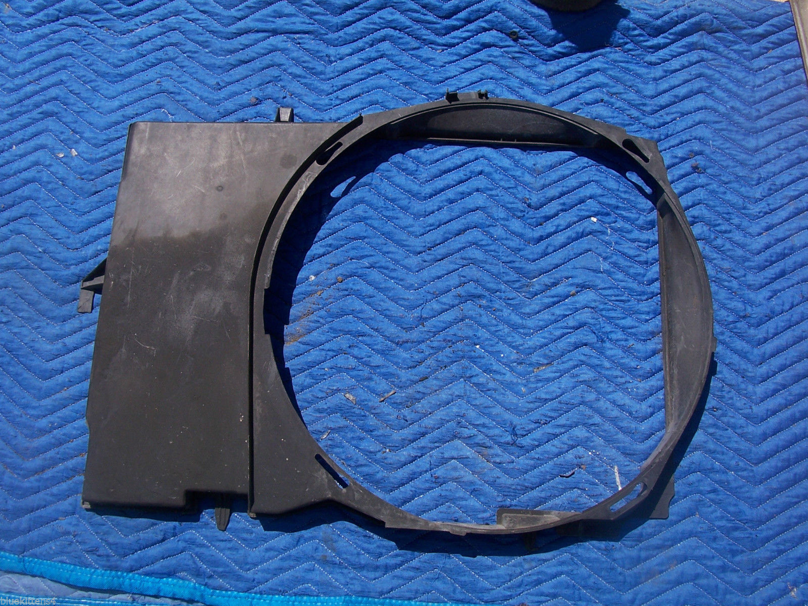 Primary image for 1993 400 SEL RADIATOR FAN SHROUD OEM USED ORIG MERCEDES PART # 140 505 02 55