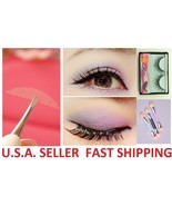 Invisible Fiber Lace Double Eyelid Tapes 240 Pieces FREE SHIPPING - $8.99