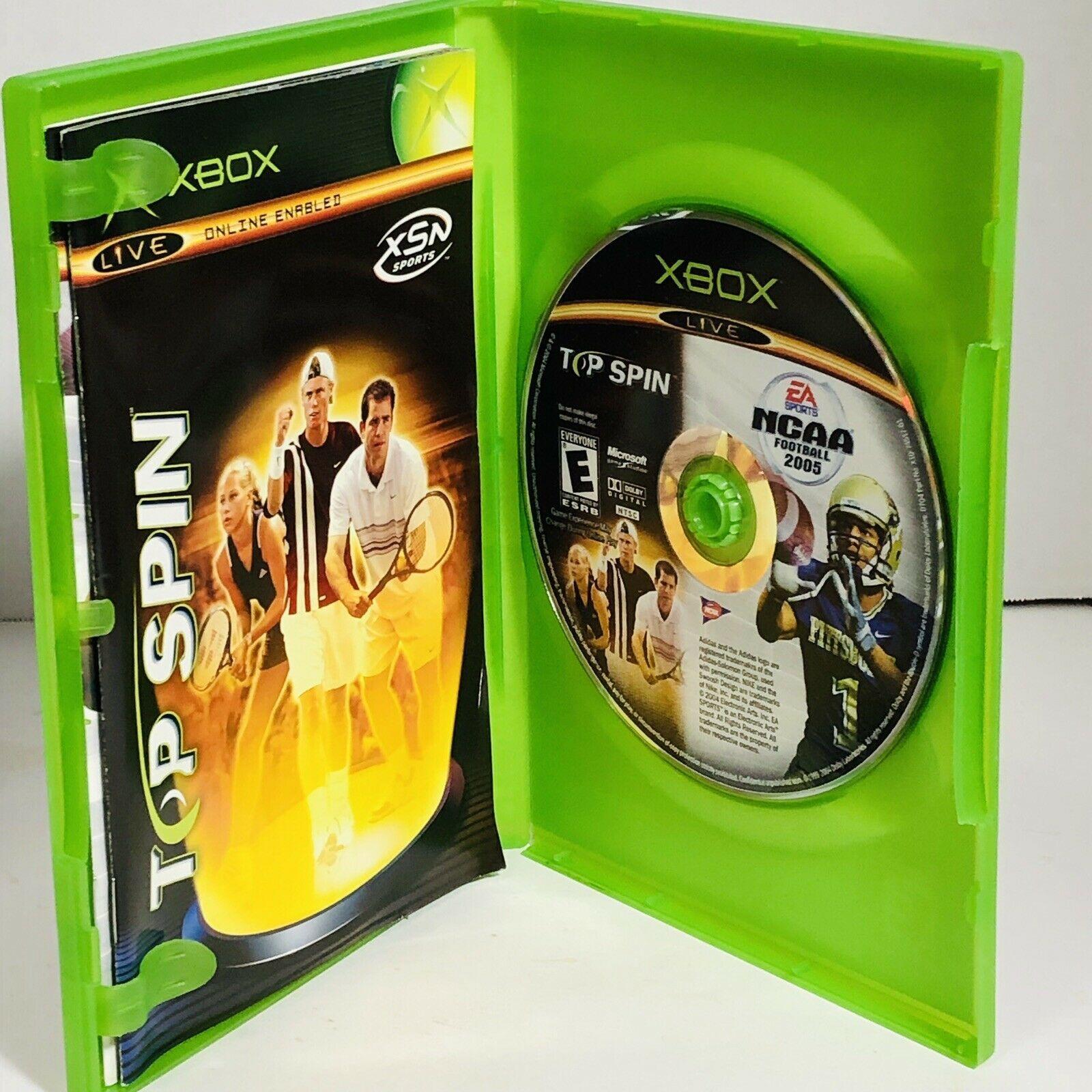 Microsoft Xbox NCAA Football 2005