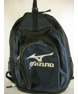 Mizuno Organizer Batpack Navy 2 Bat Backpack Futsac - $21.77