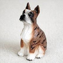 Conversation Concepts Boxer Brindle Tiny One Figurine - $9.99