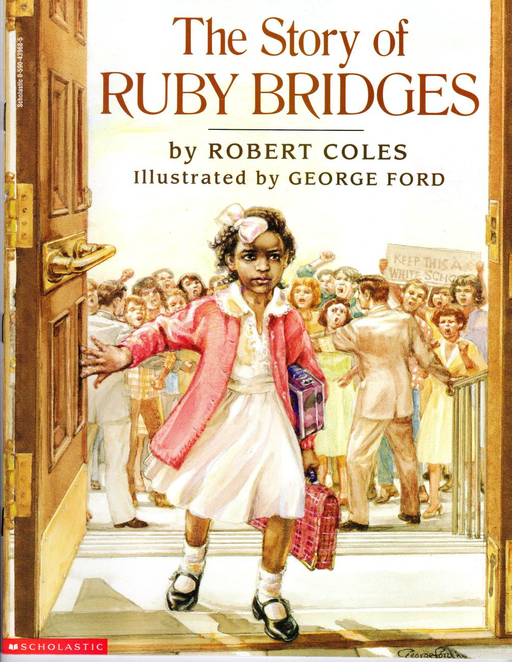 Primary image for The Story of Ruby Bridges  By Robert Coles